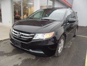 Honda Odyssey EX - JUST ARRIVED! MORE INFO TO COME 2014