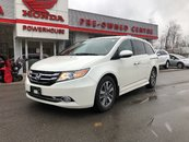 2015 Honda Odyssey Touring w/RES & Navi - TOP OF THE Line!