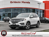 Honda Pilot Exl leather roof loaded 2016