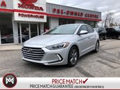 2017 Hyundai Elantra GL*BACK-UP CAM! HEATED STEERING WHEEL AND SEATS!