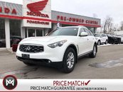 2011 Infiniti FX35 AWD! Navi! Back UP CAM! Heated Seats!