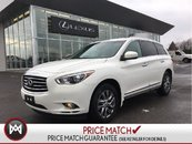 2013 Infiniti JX35 7 PASS NAVIGATION LOADED