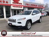 2015 Jeep Cherokee NORTH EDITION! BACKUP CAM! MUST SEE!