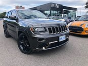 2016 Jeep Cherokee OVERLAND BLACK EDITION TECH 5.7L HEMI FULL OP