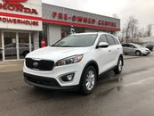 Kia Sorento 2.0L LX Turbo* AWD! Back-UP CAM! 2018