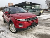 2015 Land Rover Range Rover Evoque NAV CAMERA LANE ASSIST GLASS ROOF HEATED