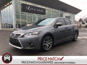 2016 Lexus CT 200h F SPORT SERIES 1