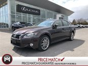 2014 Lexus GS 350 AWD NAVI LEATHER ROOF
