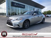 2016 Lexus IS 300 F SPORT SERIES 3 FULLY LOADED!