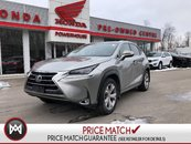 2015 Lexus NX 200t AWD! NX 200T!  Impressive! Heated Steering Wheels!