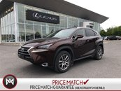 2016 Lexus NX 200t Luxury Package - Navi - Blind Spot - Low KM