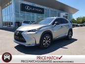 2016 Lexus NX 200t F SPORT - CLEAN AND LOADED