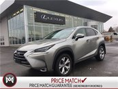 2017 Lexus NX 200t Executive Package