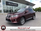 2015 Lexus RX 350 TOURING - MINT - NO ACCIDENTS - WARRANTY TO 2020