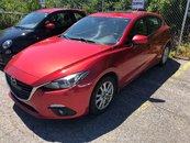 Mazda Mazda3 Sport NAVI BACKUP CAMERA SUNROOF 6 MT 2014