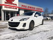 2012 Mazda Mazda3 Sport* Hatchback! Winter AND Summer Tires ON Rims!