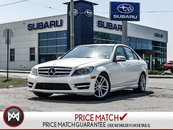 2012 Mercedes-Benz C-Class C 250 LEATHER ROOF