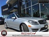 2014 Mercedes-Benz C350 Parktronic w/parking guidance