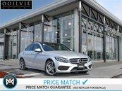 2015 Mercedes-Benz C400 4Matic Panroof Parktronic Navi SIRIUS