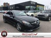 2014 Mercedes-Benz E350 4MATIC AMG SPORT PANO BLIND SPOT BLOWOUT PRICE
