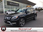 2015 Mercedes-Benz GLK-Class DIESEL NAVI AND PANORAMIC ROOF!