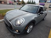 MINI Cooper Clubman NAVI AWD CLUBMAN SUNROOF HEATED SEATS LOTS OF ROOM! 2017