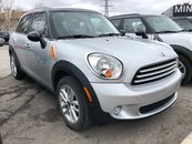 2014 MINI Cooper Countryman STEAL PRICE PANO SILVER HEATED SEATS VERY low KM ELECTRIC