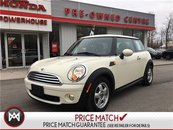 MINI Cooper Hardtop CLASSIC! $41.71 WEEKLY! BLUETOOTH*HEATED SEATS*A/C 2010