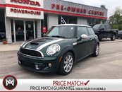 2011 MINI Cooper Hardtop S* RETRO! PANORAMIC SUNROOF! A/C!