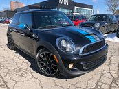 MINI COOPER S Bayswater PUNCH LEATHER 6 SPEED MANUAL 181 HP ONE OF A KIND 2013