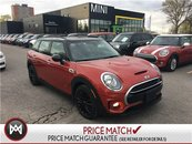 2017 MINI Cooper S Clubman AWD NAVIGATION BLAZING RED COOPER S CLUBMAN