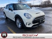 2017 MINI Cooper S Clubman CLUBMAN S AWD PEPPER WHITE 5 PASS LOTS OF ROOM
