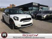 2014 MINI COOPER S Countryman ALL4 JCW PACKAGE XENONS SPORTS SUSPENSION 18'S AWD