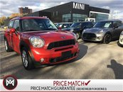 2014 MINI COOPER S Countryman ALL4 AWD 5 PASSENGER PANORAMIC HEATED SEATS