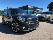 2014 MINI Cooper S Countryman LOUNGE LEATHER JCW PACKAGE REAR SENSORS 6 MT