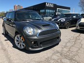 2013 MINI Cooper S RARE JCW PACK WHITE LEATHER XENONS HEATED SEATS PADDLES