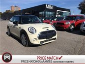 2014 MINI Cooper S NAVI PANO HK SOUND LOADED PEPPER WHITE