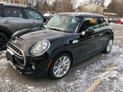MINI Cooper S COOPER S SUNROOF HEATED SEATS 6 SPEED MANUAL 2018