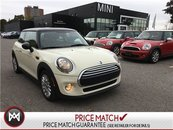 2014 MINI Cooper PEPPER WHITE PANORAMIC ESSENTIALS WHITE ON BLACK