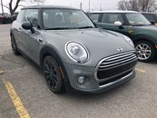 2014 MINI Cooper LEATHER CLOTH COMBO 6MT ONE OF A KIND LOW KM