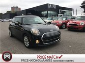 2015 MINI Cooper PANORAMIC BLACK ON BLACK SPORTS SEATS STYLE PACK