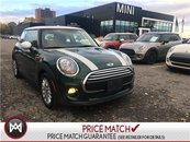 2015 MINI Cooper BRITISH RACING GREEN 6SPEED MANUAL PANO