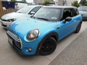 MINI Cooper ELECTRIC BLUE HEATED SEAT PANO LOADED 2015