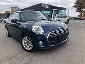MINI Cooper L.E.D LIGHTS SUNROOF HEATED SEATS LEATHER 6MT 2015