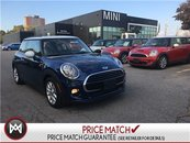 2017 MINI Cooper NAVIGATION PANORAMIC DEEP BLUE $$$ SAVE ON A NEW CAR