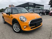 MINI Cooper PANORAMIC HEATED SEATS AUTO 5 DOORS VOLCANIC 2017