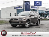 2013 Mitsubishi Outlander ES AWD HEATED SEATS