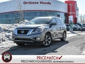 2015 Nissan Pathfinder Platinum 4x4 Loaded