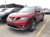 2015 Nissan Rogue SL NAVIGATION LEATHER ROOF