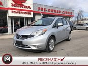 2014 Nissan Versa Note SV* Hatchback! Back-UP CAM! Bluetooth!